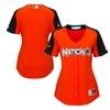 Women's National League Orange All-Star Game Run Derby Team Jersey