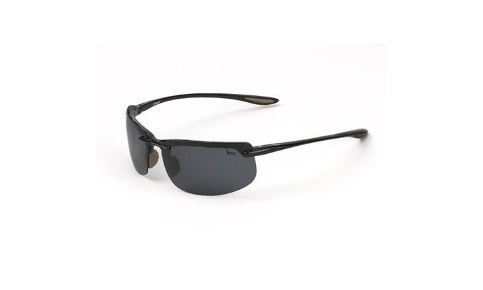 Coleman Vizor-Black with Black Tips/1.1mm Smoke Lens