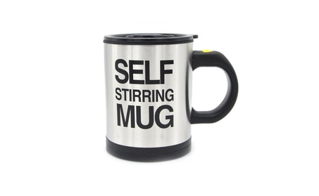 Double Insulated Cup Automatic Electric Self Stirring Coffee Mug 5773af74-74a8-41ad-a07c-edf8628066bc