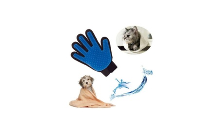 True Touch Deshedding Glove for Gentle and Efficient Pet Grooming af13dbb8-1fb0-4e8d-a189-1a5ab660fd1b