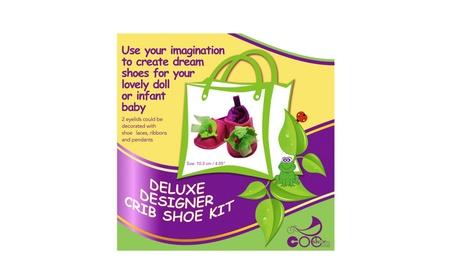 Deluxe Designer Crib Shoe Kit, Fashion Craft Toy 3ef39e61-26c4-496c-9f53-928bfa7f148a