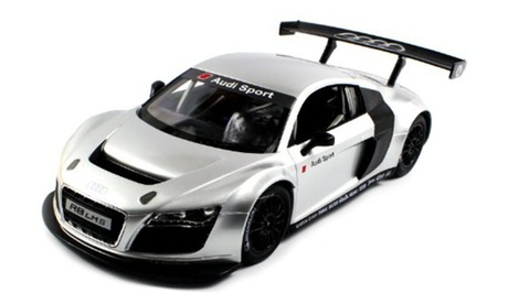 Licensed Audi R8 LMS Electric RC Car 1:14 RTR (Colors May Vary)