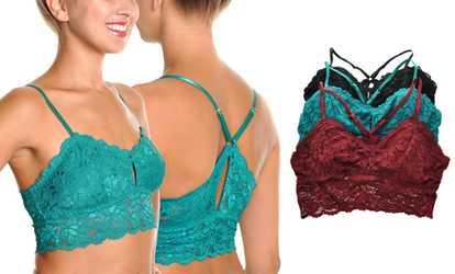 784fdaa42b Women Strapless Seamless Padded Bandeau Tube Breathable Crop Bra Top ...