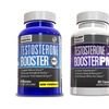 Testosterone Booster & Sleep Aid Supplements, 30 Day Cycle
