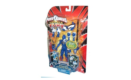 Power Rangers Jungle Fury Animalized Antelope Ranger 2199e63a-94bd-4e8d-b609-c2cbc847fcf4