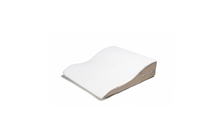 Avana Ogee Back Support Acid Reflux Pillow- Removable Bamboo Cover ee3d2eb9-ffb7-446b-bf7f-51f47ddd8bb4