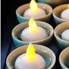 Flameless Floating LED Candles (4 Pack)