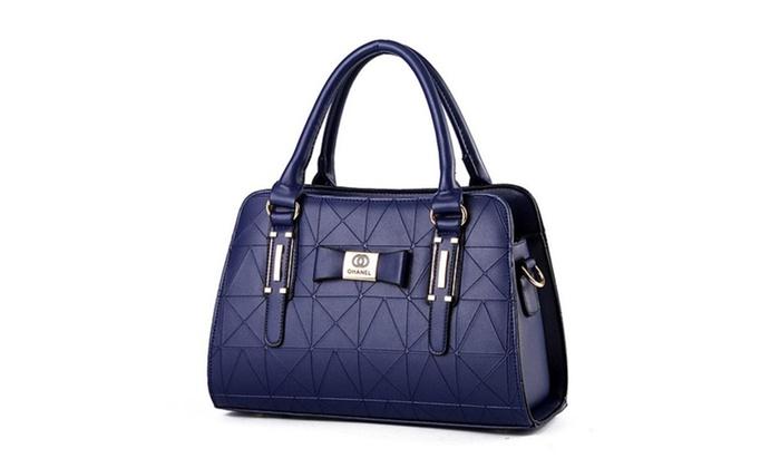 Stereotyped Handbag Shoulder Messenger Bag