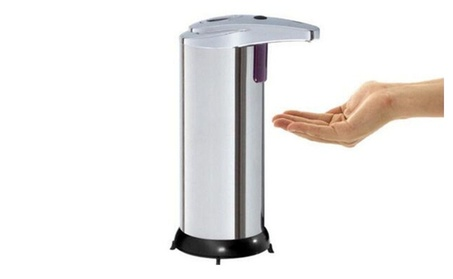 Stainless Steel Automatic Induction Soap Dispenser 964fb3bf-cb91-4f3b-90b7-5d66a8191490