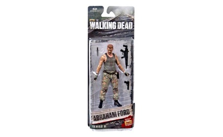 McFarlane Toys Walking Dead AMC TV Series 6 Abraham Ford Action Figure f0ecea7e-1f80-4087-b2f5-d939ee4230f4