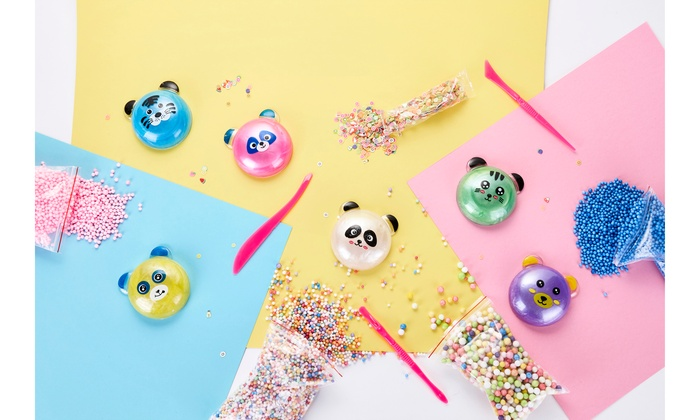 Up To 53% Off on New Ultimate Slime Making Kit    | Groupon