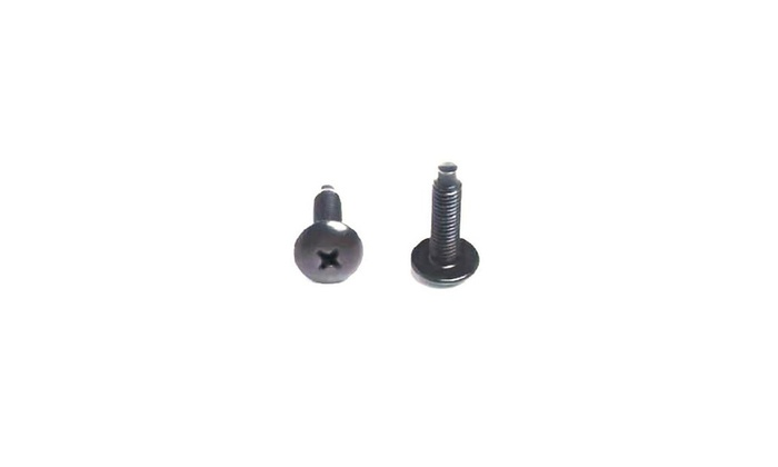 Cable 10-32 Rack Screws With Washers 100 Pieces