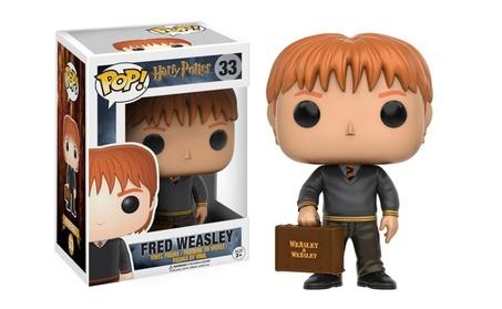 Funko Harry Potter Fred Weasley Pop Figure 016cfd29-b745-446c-9dd9-872b8615038d