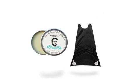 Beard Balm Butter Wax & Beard Catcher Apron 7b29a626-7b3b-45c1-84a9-c6093667337a