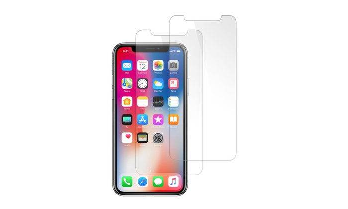 best sneakers fda2b 71ce9 Maxboost Tempered Glass Screen Protector for Apple iPhone XS Max ...