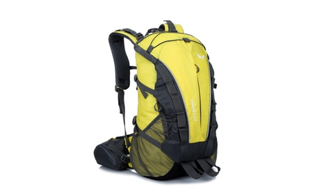 Framed Hiking Backpack Camping Travel Outdoor Sports f840eae9-a596-4d7a-b231-958b390bf13e