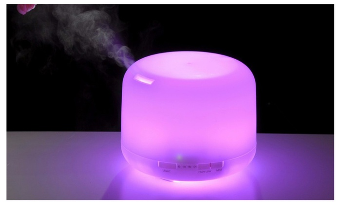 300ml Aromatherapy Essential Oil Diffuser Humidifier