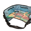 Styles II Toddler Car Seat Travel Tray for Snacks & Kids Play Tray