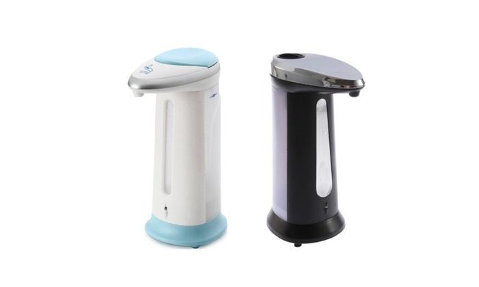 Automatic Sensor Soap Dispenser Touchless Ir Liquid Sanitizer