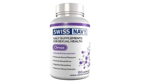 SWISS NAVY Climax for Her 60ct 8587bac3-3423-49c5-8a02-6f242f0686b7