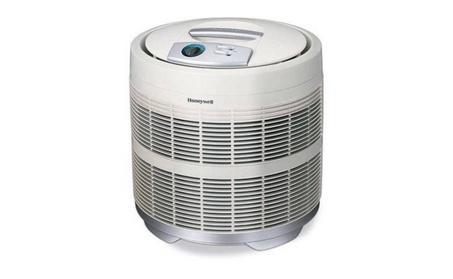 Honeywell True HEPA Air Purifier 50250-S, White ce530f2f-9997-4be4-9620-51e1bca858de