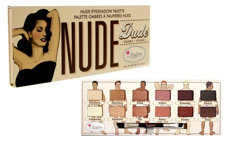 Women's Nude Eyeshadow Palette- Nude Dude 1502d680-11cd-47be-97ed-c0abc7f2b38e
