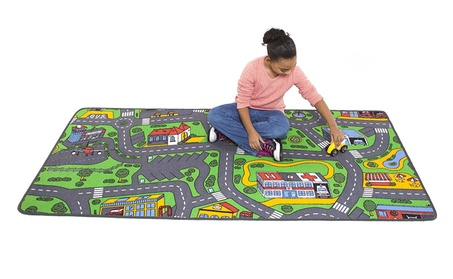 Learning Carpets City Life Play Carpet 90c13de5-e151-417a-86ae-9af3af0b8a25