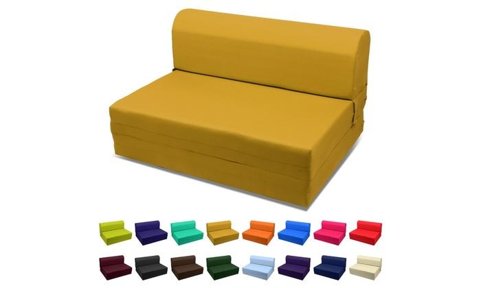 Prime Magshion Sleeper Chair Folding Foam Bed Single Size 5X23X70 Cjindustries Chair Design For Home Cjindustriesco