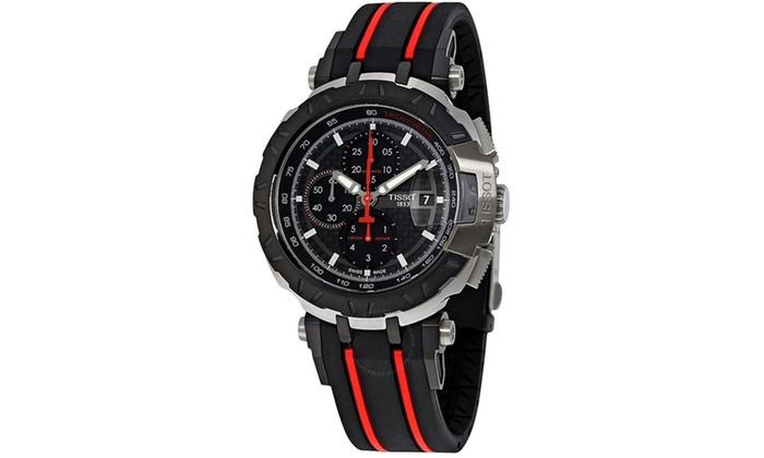 154de620f10 Tissot T-Race Moto Gp Chronograph Automatic Mens Watch T0924272720100