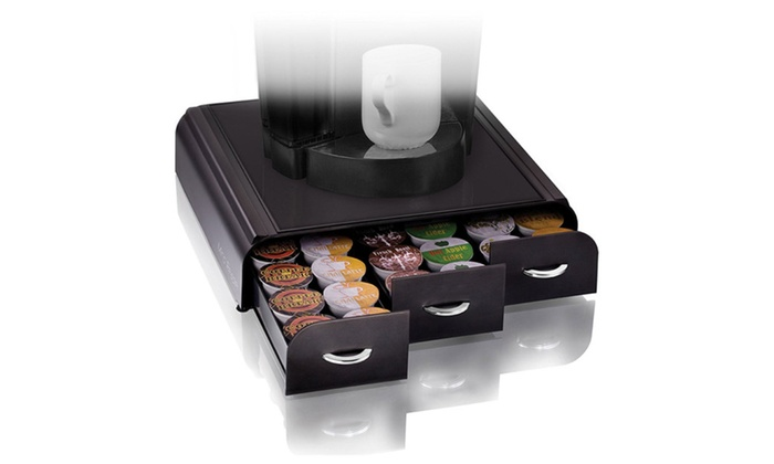 Charmant Coffee Pod Storage Drawer For K Cup Pods   36 Pod Capacity ...