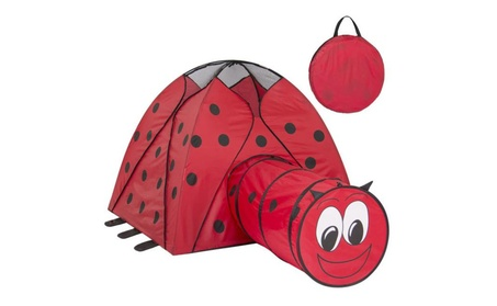 Kids Pop-Up Folding Lady Bug Play Tent e51af6d0-9aac-4faa-ab48-520f8144dc85