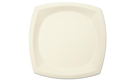 SOLO Cup Company Bare Eco-Forward Sugarcane Plate Perfect Pak 650a86ce-0d9b-43db-a5ee-bddb2f2b119f