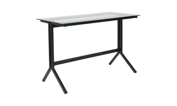 Up To 43% Off on Computer Desk with Metal Frame | Groupon Goods