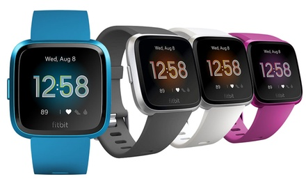 Fitbit Versa Lite Health and Fitness Smartwatch With Free Delivery