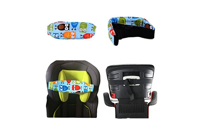 Baby Head Support Safety Car Seat Neck Relief Offers Protection ...