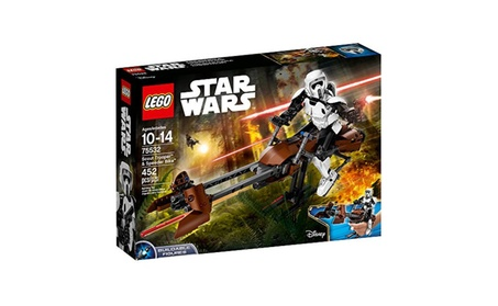 LEGO Star Wars Scout Trooper And Speeder Bike 75532 Building Kit dc8058f5-d31c-48cf-a99e-1dd3e773381b