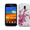 Insten Spring Flowers Jelly Case Samsung D710, Epic Touch, Galaxy S2