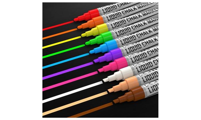 Kassa Liquid Chalk Markers