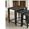 Mayall PE Wicker Nested Table Set (3-Piece)
