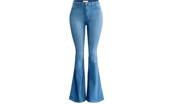 42e527063378 Up To 17% Off on JD Vintage High Waist Women's... | Groupon Goods