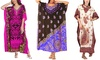 Women's Caftan Dresses Long Maxi Dress. One Size Fits Most.