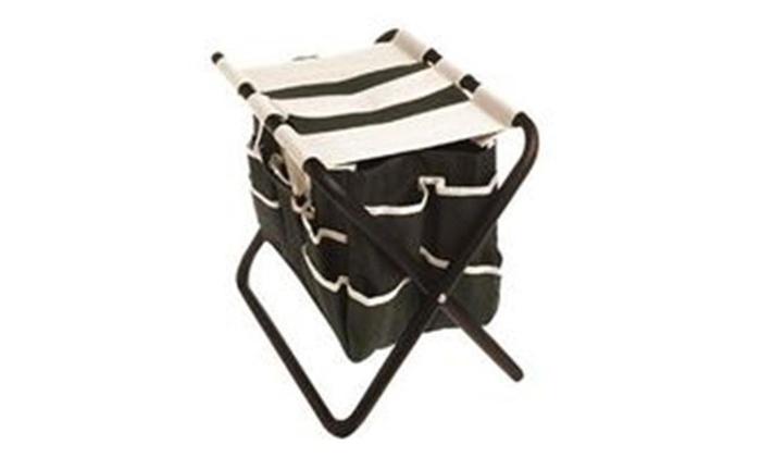 Superb Mintcraft 0508655 Folding Garden Stool 14 75 X 17 X 11 25 In Cjindustries Chair Design For Home Cjindustriesco