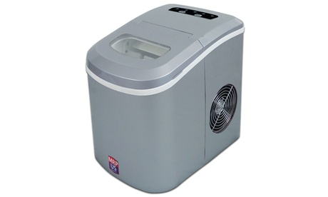 MRP US IC605 Portable Countertop Ice Maker Machine w/ 2 Selectable Cube Size f91db4ab-d878-40e9-86d7-aa8d670f7f30