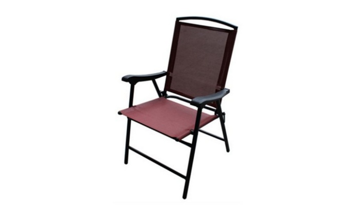 Pleasant Westfield Outdoor S13 S998R Folding Sling Chair Download Free Architecture Designs Rallybritishbridgeorg