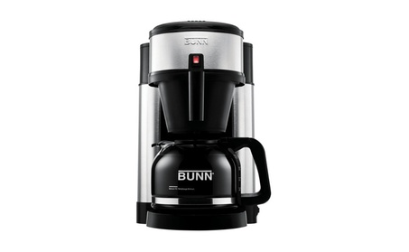 Bunn NHS Velocity Brew 10-cup Home Coffee Brewer 9f7c51a1-fdb2-4977-b88b-e0f9d8606bfc