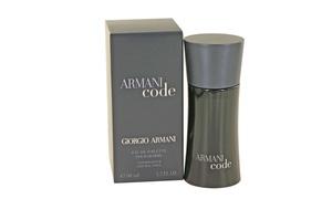 Armani Code By Giorgio Armani 1.7oz/50ml Edt Spray For Men New In Box