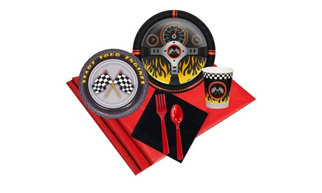 Racecar Racing Party 16 Guest Party Pack 6adfe765-b612-4469-8f4d-b44abc3e62b5