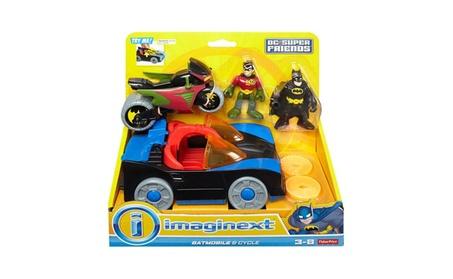 Fisher Price Imaginext® Batmobile & Cycle CGL38 e8acf8db-b46d-419f-a905-f516f2cfc2c0