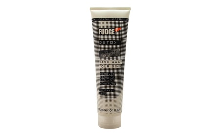 Detox Deep Cleanser by Fudge for Unisex - 10.1 oz Cleanser 61424543-7366-45b0-84f8-aca34962352a