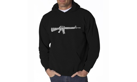 Men's Hooded Sweatshirt - RIFLEMANS CREED 6dde37b1-c311-4acd-a696-90e2ea4669e7